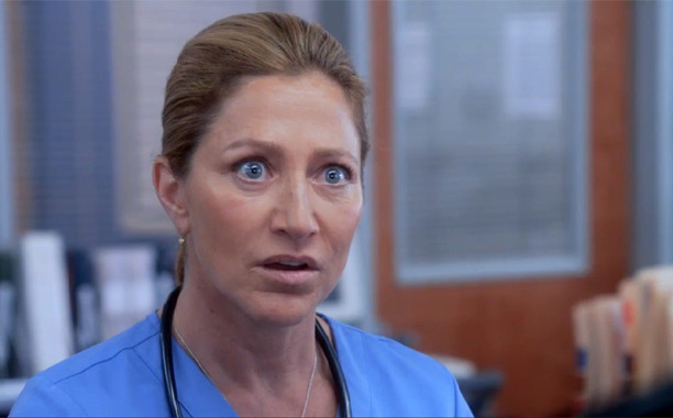 Episode 3: Super Greens Pictured: Jackie Peyton (Edie Falco)